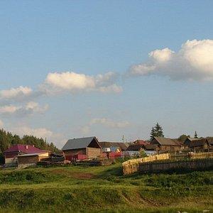 Село Кага