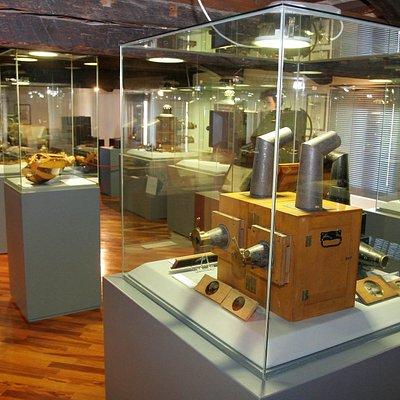 Il Museo del Prenema, la collezione Minici Zotti