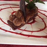 Un succulent délice au chocolat