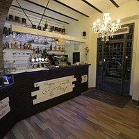 Piano bar ed ingresso