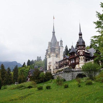Palace from a fair-tale
