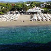 Brisamar Ibiza desde el aire