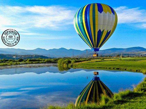 Grand Adventure Balloon Rides Colorado near Denver, Breckenridge, Boulder, Estes Park, Grand Lak