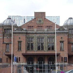 """""""Stadsschouwburg Haarlem,1918,J.A.G Van Der Steur architect"""""""