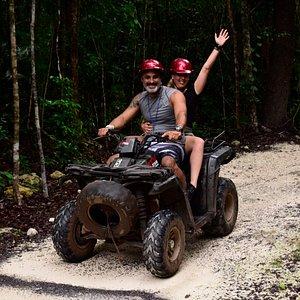 ATV SHARED RIDE