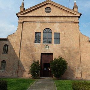 Chiesa santa Chiara delle cappuccine