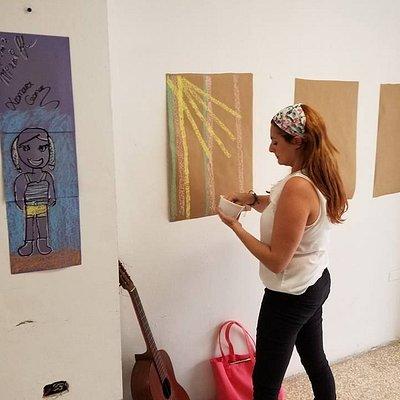 Nuestra Galería Comunitaria exponemos a los artistas de la comunidad, siempre.