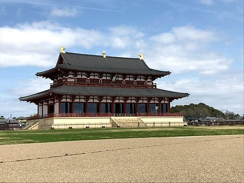 Heijo Palace!