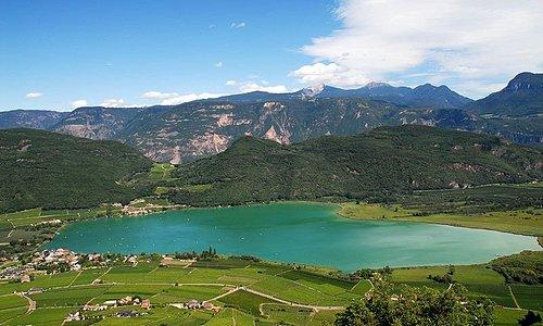 Kalterer See-nur 4 km entfernt