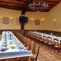 eetzaal restaurant La Salinas