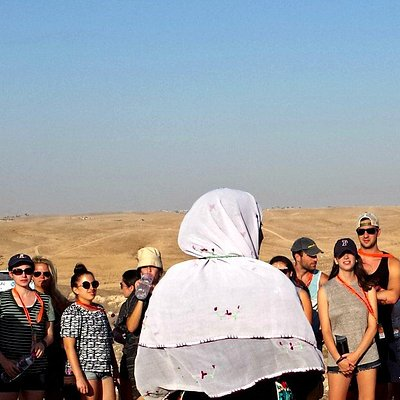 Get to know the people of the Negev