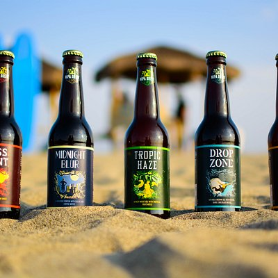 Nipa Brew's line of craft beers