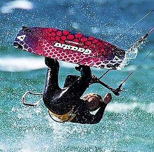 Kitesurfingkurser for begyndere og letøvede