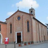 parrocchia, San Pietro Viminario