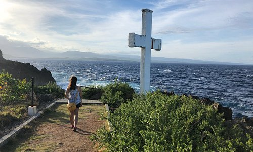 The view of the cross