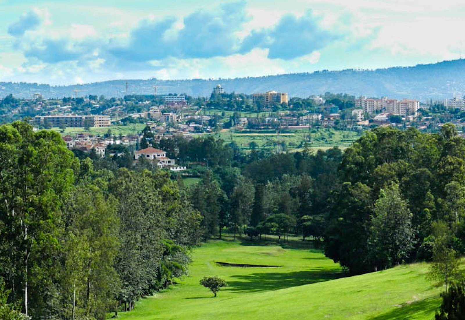 Kigali, the clean and peaceful city!