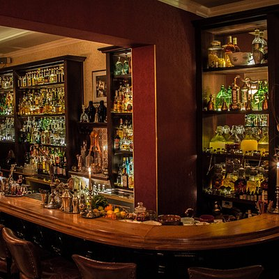 Unser Herzstück der Bar