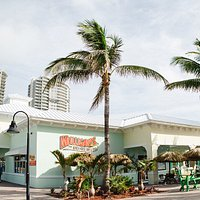 Our Singer Island location is a walk away from the beach!