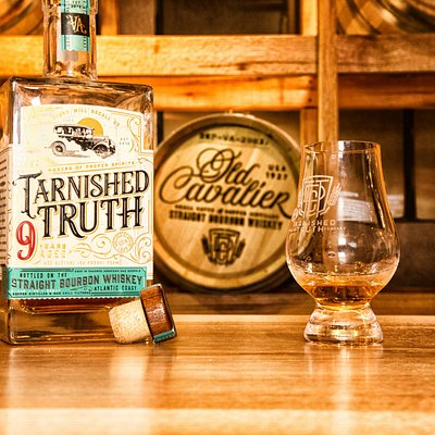Tarnished Truth 9 Year Bourbon