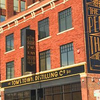 Tom's Town Distilling Co. at 1701 Main