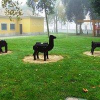 Parque Infantil Almeida Margiochi