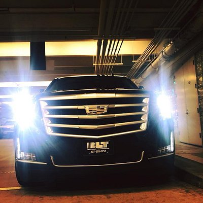 Luxury Cadillac Escalade