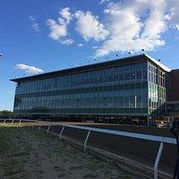 Hazel Park Raceway Clubhouse