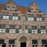"""""""Venlo;""""Rijksmonument """"Ald Weishoes 1611"""",Grote Kerkstraat 31 Venlo"""