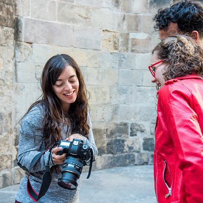 Your Photographer in Barcelona Spain