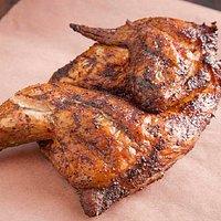 Smoked 1/2 Chicken