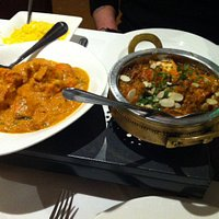 Chicken Tikka Massala & Goan House Special