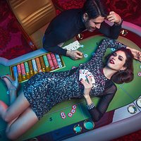 Live your life, experience the game in Diamond Palace casino