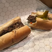 Yes!  Excellent cheesesteaks!  Huge selection!  Great staff!