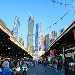 Discover the variety of quality produce, shops and stalls at Melbourne's iconic Queen Vic Market