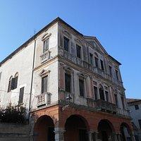 palazzo Bertani Doardo, Piove di Sacco