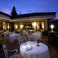 Terraza del Restaurante Tàpies