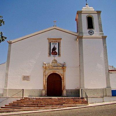 Igreja de Nossa Senhora das Neves do Sobral (Ig. Matriz de Borba)