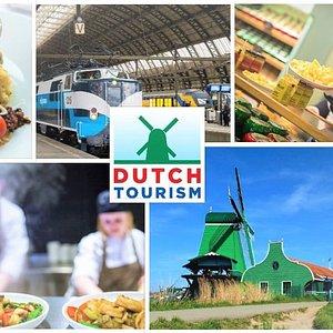 Collage Dutch Tourism