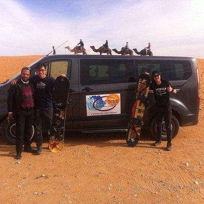 Circuit Desert (merzouga) 2night3days with JADE TOUR