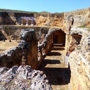 Carmona, necropoli romana3