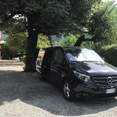 New minivan Mercedes Viano