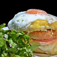 croque madame to ....cheer you up!