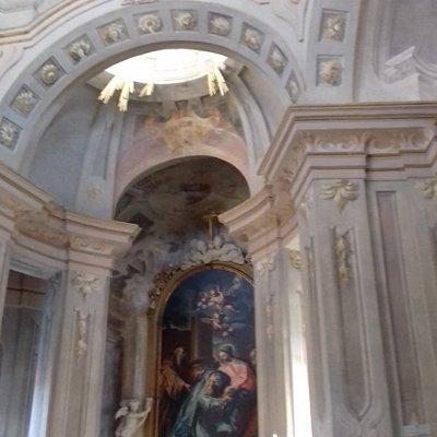 Santuario del Valinotto. Altare