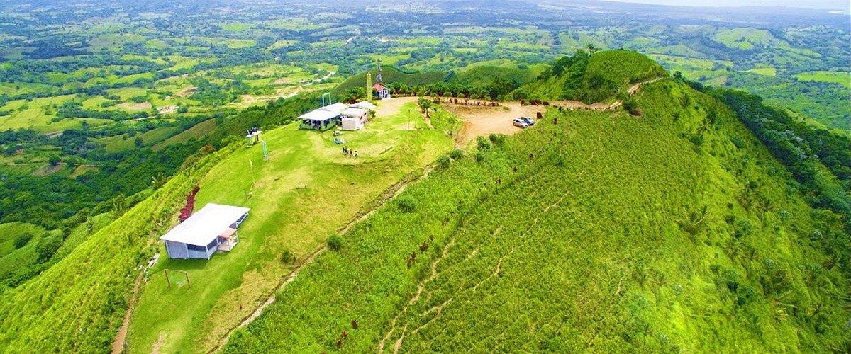Vista aérea Montaña Redonda Paradise