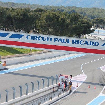 Le Circuit du Castellet