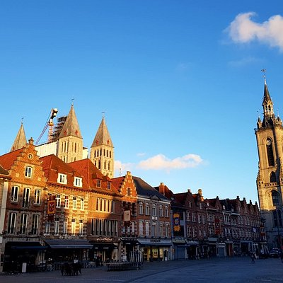 The Belfry of Tournai