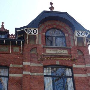 """""""Wilhelminapark Venlo uit de jaren 1890-1909"""""""