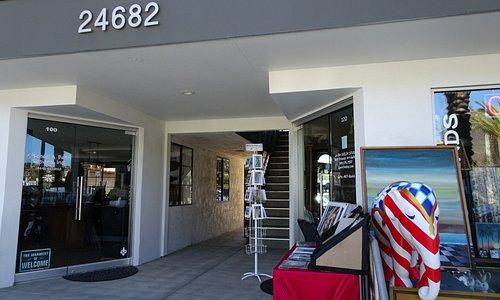 Studio location