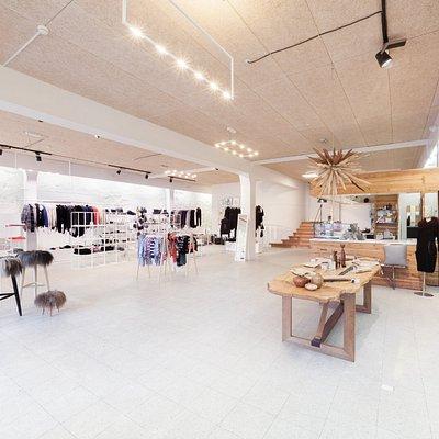 Østrøm design store