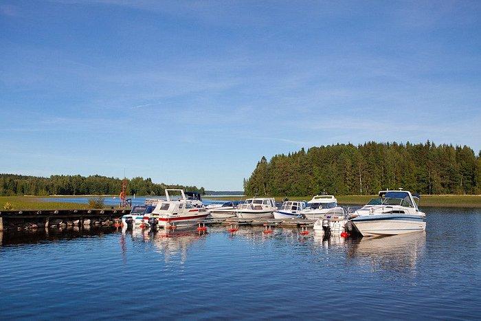 Rönni harbour (Photo Kirsikka Lyhteilä)